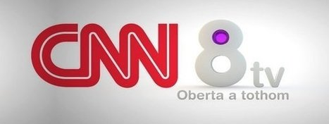 Acuerdo de colaboración entre 8tv y la norteamericana CNN - La Vanguardia | resistencia | Scoop.it