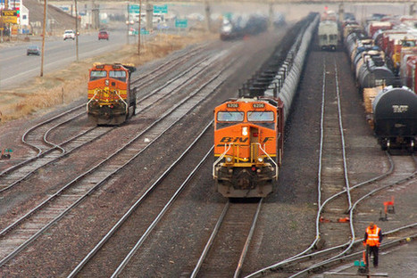 A big snarl in railway traffic is causing delays and losses for shippers of goods ranging from coal to sugar   Global Logistics Trends and News   Scoop.it