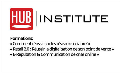 FrenchWeb et le Hub Institute vous proposent un programme de ... - Frenchweb.fr | hotellerie | Scoop.it
