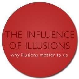 The Influence of Illusions | Optical Illusions | Scoop.it