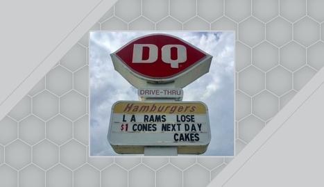 Dairy Queen Trolls the Rams | Vloasis humor | Scoop.it