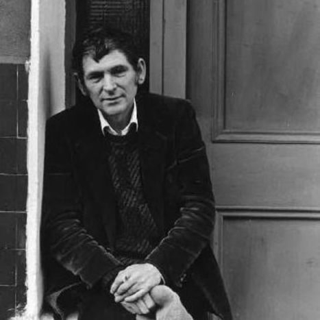 producer Mike Ladd talks to Irish poet Tony Curtis who was a close friend of Michael Hartnett   The Irish Literary Times   Scoop.it