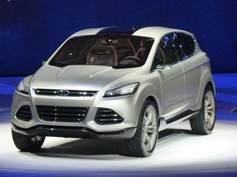 2016 Ford Escape hybrid   Car Innovation   Scoop.it