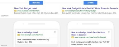 Google Expanded Text Ads : 5 choses à savoir | SEM | Scoop.it