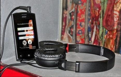 Musique et NFC pour la dernière application Android au musée du quai Branly | Nouveautés Web, apps et musées | Scoop.it