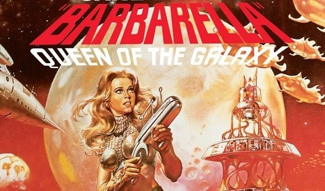 Throwback Thursday: 'Barbarella' - Science Fiction | Garry Rogers Nature Conservation News | Scoop.it