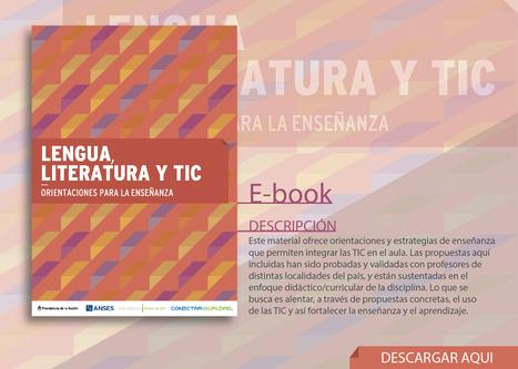 Inicio: Lengua y Literatura - E-book | Tic en el aula | Scoop.it
