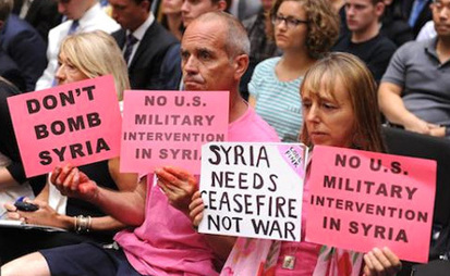 No More Troops to Syria! | Global politics | Scoop.it