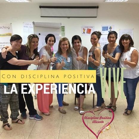 Vive la EXPERIENCIA con DISCIPLINA POSITIVA #educadiferente # tuxccoaching | La educación del futuro | Scoop.it