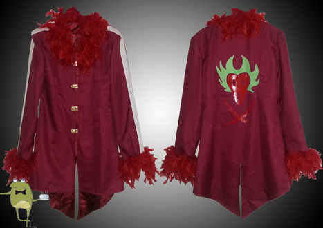 One Piece Bartolomeo Cosplay Costume for Sale | Anime Cosplay Costumes | Scoop.it