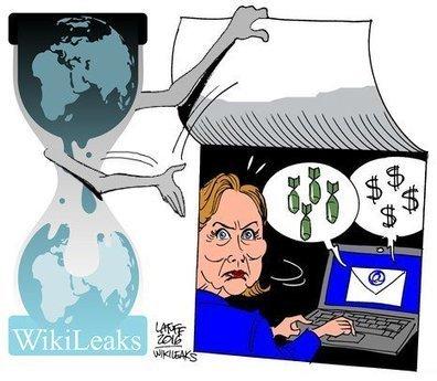 CNA: WikiLeaks filtra más de 19.000 emails de los jefes de campaña de Hillary Clinton | La R-Evolución de ARMAK | Scoop.it