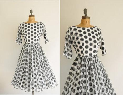 vintage 1950s dress | Trending accessories | Scoop.it