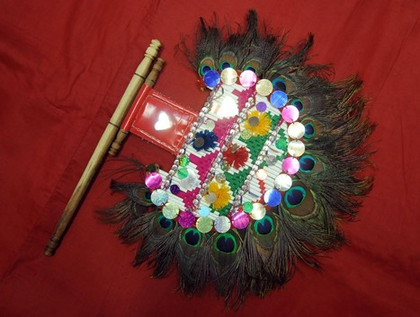 Sindhi Hand Fan | Handicrafts | Scoop.it