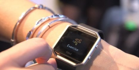 Activity Trackers Enlisted in Clinical Health Trials   Digitized Health   Scoop.it
