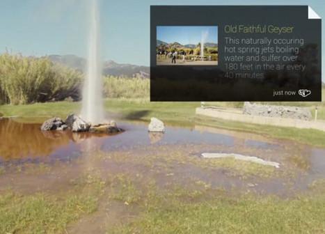 Field Trip is the coolest, most inventive Google Glass app we've seen yet   TrendZ   Scoop.it