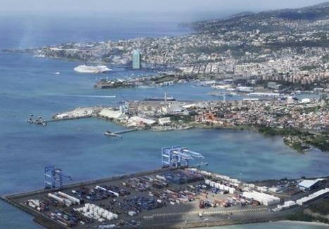 Martinique Eyes Future as Logistics Hub - Caribbean Journal | Collaborative Logistics | Scoop.it