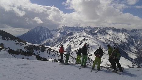 Ski dans les Pyrénées, l'heure du bilan | Vallée d'Aure - Pyrénées | Scoop.it