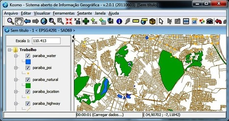 Dados OpenStreetMap do Brasil no Formato Shapefile | Anderson Medeiros | ArcGIS-Brasil | Scoop.it