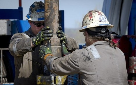 Shale gas: 'The dotcom bubble of our times' | The Williston Scoop | Scoop.it