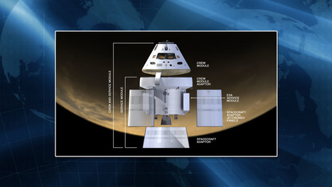 Orion pathfinder coming together in preparation for EM-1 - SpaceFlight Insider | New Space | Scoop.it