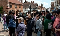 Number of Chinese tourists visiting UK soars nearly 40% | The UK Economy: Edexcel Theme 2 and Theme 4 Economics | Scoop.it
