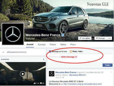 Modérer une page Facebook | Campagnes web | Scoop.it