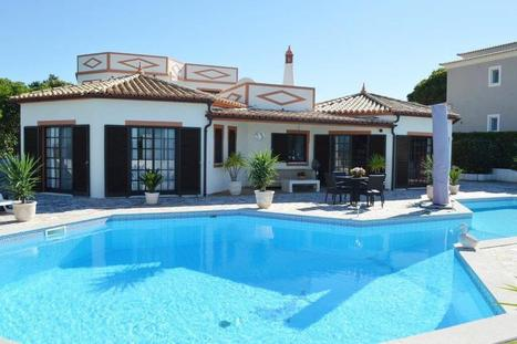 SOLD - Classic style villa with pool near Carvoeiro for sale - Exclusive Algarve Villas | luxury villas for sale in portugal | Scoop.it