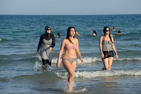 7 uncomfortable facts about France's burkini controversy | World Regional Geography with Dr Jensen | Scoop.it