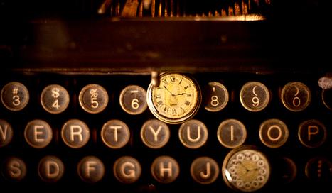 5 consejos para mantener el ritmo de escritura | Educacion, ecologia y TIC | Scoop.it