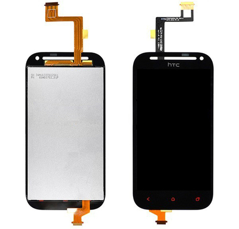 Black HTC One SV/ Desire SV LCD Touch Assembly + 8 Tools Kit | Latest phone accessories | Scoop.it