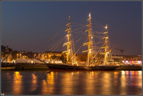 Vu sur le net. Un blog avec, chaque jour,  des photos de l' Armada2013 | La revue de presse de Normandie-actu | Scoop.it