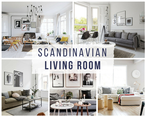 Scandinavian style in home interior – advices | Home improvement | Scoop.it