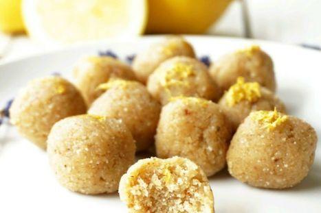 Lemon Lavender Truffle Bites [Vegan, Gluten-Free]   My other secret passion: food and cooking   Scoop.it