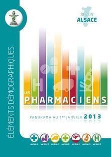 21 fascicules régionaux 2013 - Communications - Ordre National des Pharmaciens | La E-pharmacie, la E-santé | Scoop.it