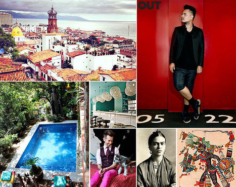Out In Mexico: Your Guide to Mexico City, Puerto Vallarta, and Cancún Starts Here | Hecho en México | Scoop.it