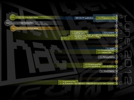 Hackerspace Happenings for June 6, 2012 | Maker Stuff | Scoop.it