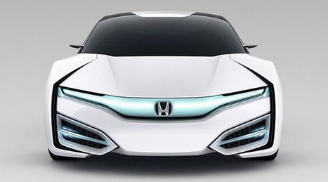 La future voiture à hydrogène de Honda serait pour 2016 | Cleantech & ENR | Scoop.it