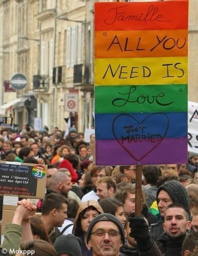 Mariage gay : le PS lance une pétition | Mariage pour tous et toutes. | Scoop.it