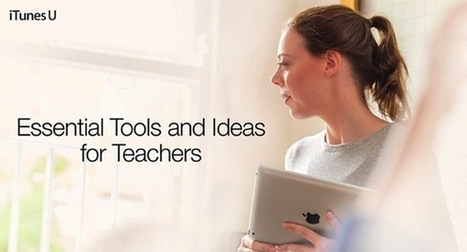 Starter Guides from Apple Help Educators Integrate iPads and iOS | Classroom Technology Integration and Project Based Learning | Scoop.it