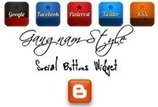 Gangnam Style Social Buttons Widget For Blogger Blog - Blogs Daddy | Blogger Tricks, Blog Templates, Widgets | Scoop.it