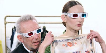 La « master class » de Jean-Paul Gaultier - Le Monde | Couture | Scoop.it