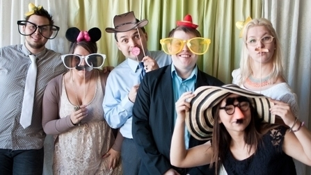 Hottest Trends for 2014: DIY wedding photo booth|Uniquely You Planning On How To Plan A Perfect Wedding | Wedding Planning | Scoop.it