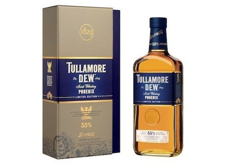 Review: Tullamore DEW Phoenix Limited Edition Irish Whiskey - Drink Spirits | Whiskey, Rum and Spirits | Scoop.it