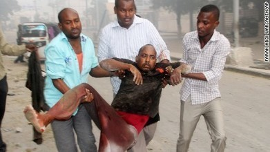 Gunmen storm hotel in Mogadishu; 15 killed | The Pulp Ark Gazette | Scoop.it