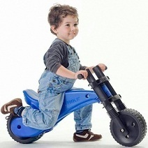 YBIKE Balance Bike | Ride-On Toys | Best Ride On Toys For Toddlers 2014 | Scoop.it