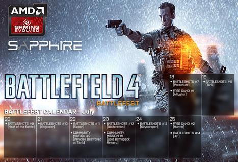 Battlefield 4 Battlefest Week 2 - The Battlefield Blog | - Battlefield4 - | Scoop.it