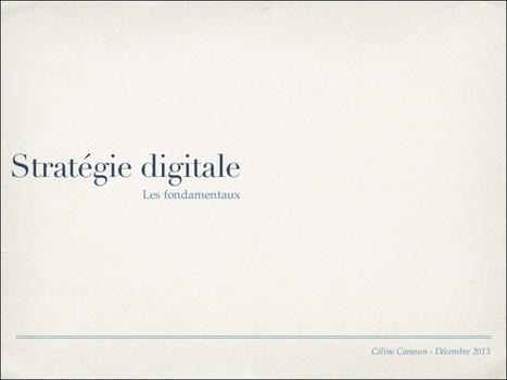 Strategie digitale fondamentaux | Digitalisatio... | Relation clients digitale  - digitalisation | Scoop.it