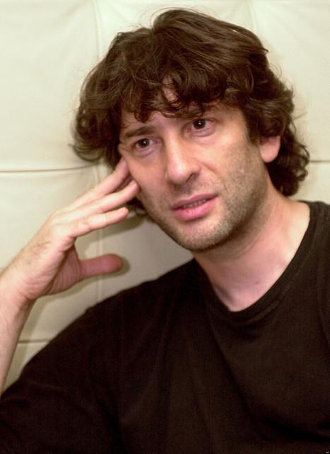 Famous Illustrator To Design Neil Gaiman's 'Make Good Art' Speech | Positive Psychology Press | Scoop.it