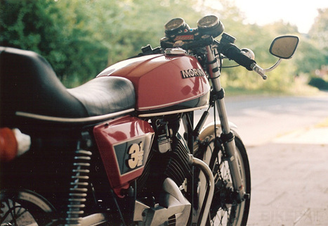 Moto Morini 3½ | Classic motorcycles the best kept tax free, and most fun, investment secret. | Scoop.it