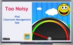 Education App – Too Noisy, for iPad | UKEdChat.com - Supporting ... | Edtech | Scoop.it